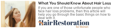 stress and hormones for hair loss